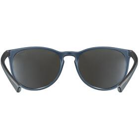UVEX LGL 43 Lunettes, blue havanna/mirror blue